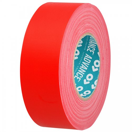 Advance AT159 Gaffa Tape matt / rot