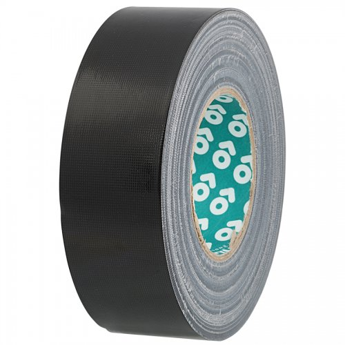 Advance AT180 Gaffa Tape / schwarz