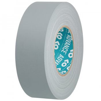 Advance AT159 Gaffa Tape matt / grau