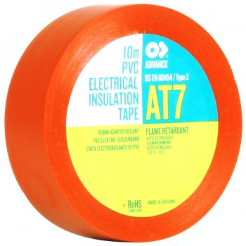 Advance AT7 Isolierband 15mm orange