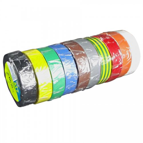 Advance AT7 Isolierband 15mm Regenbogenpack