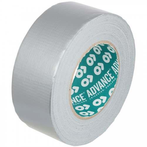 Advance AT165 Gaffa Tape / silber