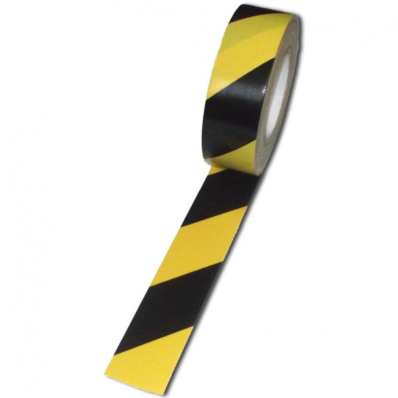Ordentlich ProStage ST 435 Gewebe-Warnband gelb-schwarz, 21,80 € FR12