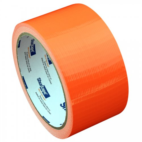 KIP 969 Gaffa Tape Neon orange